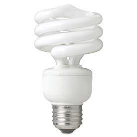 Tcp 80101950 19w Springlight 50k- Cfl Bulb - Pkg Qty 12