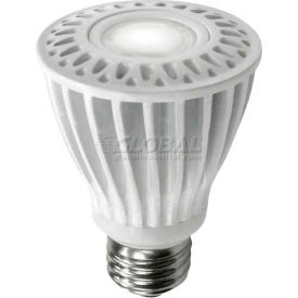 TCPI LED9E26P2030KFL LED 9W PAR20, 3000K, Flood