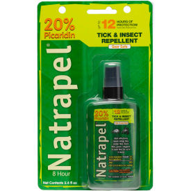 Natrapel® DEET Free Mosquito, Tick and Insect Repellent, 3.4 Oz. Pump Spray
