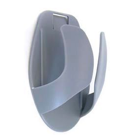 Ergotron® Mouse Holder, Dark Gray