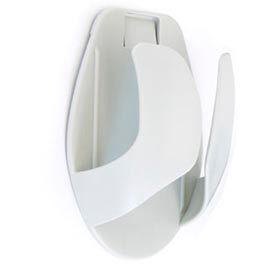 Ergotron® Mouse Holder, Light Gray