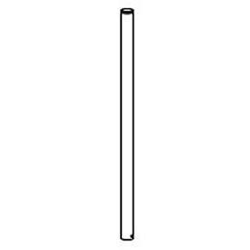 Ergotron Mounting Pole - Black