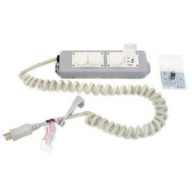 Ergotron® Medical-Grade Power Strip