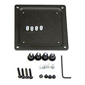 Ergotron VESA Conversion Adapter Plate Kit, 75 mm to 100 mm