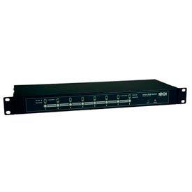 Tripp Lite 8-Port 1U Rack-Mount KVM Switch with On-Screen Display