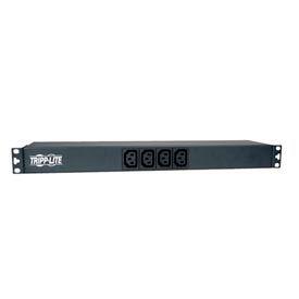 "Tripp Lite PDU12IEC Power Distribution Unit 19"" 1U 12x C13, 2x C19, 100-240V 16A"