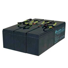 Tripp Lite RBC96-3U Replacement Battery Cartridge for Select Tripp Lite