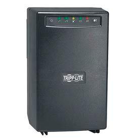 Tripp Lite SMART1050 1050VA UPS Smart Pro Tower Line-Interactive 120V 6 Outlets