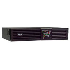 Tripp Lite SU3000RTXL2U 3000VA UPS Smart Online Rackmount 2U Economy Mode 7 Outlets