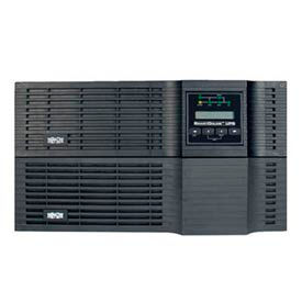 Tripp Lite SU8000RT3UN50 8000VA Smart Online UPS w/ Hot- Swappable PDU 208/240V 6 Outlets