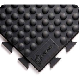 "Wearwell 503 Dome Rejuvenator Connect 36""X36"" Black"