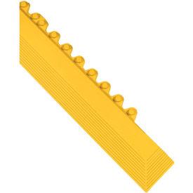 "Wearwell® 24/Seven NBR Anti-Fatigue Mat, Male Edging, 3""X39"", Yellow"