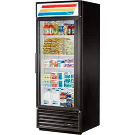 "True® GDM-26-LD - Refrigerated Merchandiser 1 Section - 30""W x 29-7/8""D x 78-5/8""H"