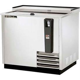"True TD-36-12-S Bottle Cooler Flat Top 36-3/4""W X 26-5/8""D X 33-3/8""H by"