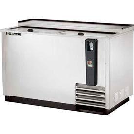 "True TD-50-18-S Bottle Cooler Flat Top 49-5/8""W X 26-5/8""D X 33-3/8""H by"
