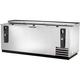 "True TD-80-30-S Bottle Cooler Flat Top 80-1/2""W X 26-5/8""D X 33-3/8""H by"