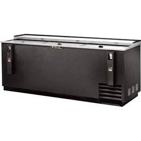 "True TD-80-30 Bottle Cooler Flat Top 80-1/2""W X 26-5/8""D X 33-3/8""H by"