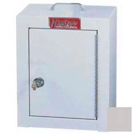 "Harloff Narcotics Box w/BEST® Lock, Medium, Double Door, Double Lock 12""W x 9""D x 16""H - LG"