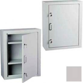 "Harloff Narcotics Cabinet, Large, Single Door, Double Lock 23-1/2""W x 10-1/2""D x 29-1/2""H - LG"