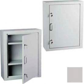 "Harloff Narcotics Cabinet, Large, Single Door, Double Lock 23-1/2""W x 10-1/2""D x 29-1/2""H - LG"