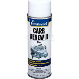 Carb Renew 2 Silver Aerosol 5 oz Eastwood 12868 Z