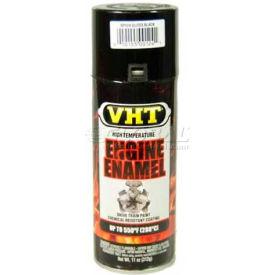 VHT 13827 Z Engine Paint Gloss Black Aerosol SP124