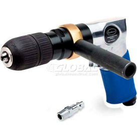 1/2 Inch Reversible Air Drill (Keyless Chuck) Eastwood 30003