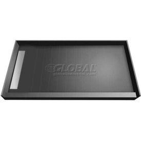 "Tile Redi, WF3260L-PVC-2.5, 32"" x 60"", Rectangular Single Shower Pan W/ Left Drain"