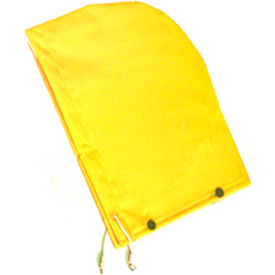 Tingley® H31107 Webdri® Detachable Hood, Yellow, L