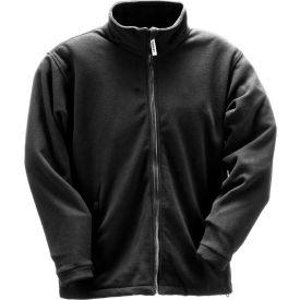 Tingley® J72003 Icon 3.1™ Black Fleece Jacket, 5XL