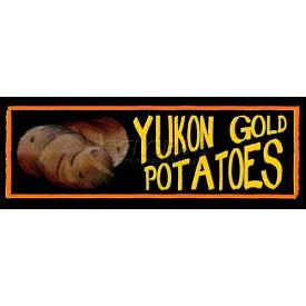 Yukon Gold Potato Fans Recipe — Dishmaps