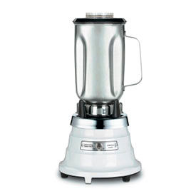 Waring 700S 32 Oz. Food Blender, Single Speed, 32 Ounce, Stainless Steel Container by