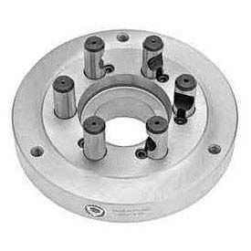 "Back Plate , D Taper for Chucks, 10"" , D1-6 Finished, Import"