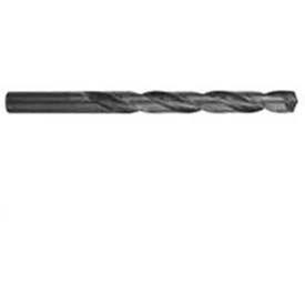 12.30 Hss Imported Jobber Drill Black Oxide 118 ° - Pkg Qty 5