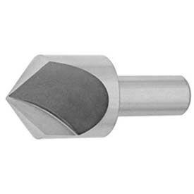 "Import HSS Single Flute Countersink, 60°, 7/8"" DIa."