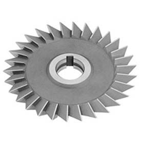 """45 ° HSS Import Single Angle Right Hand Cutter, 4"""" DIA x 3/4"""" Face x 1-1/4"""" Hole"""