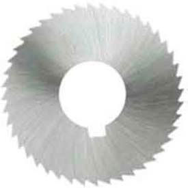 "Imported HSS Screw Slotting Saw, 2-3/4"" DIA x .057"" Face x 3/4"" Hole x 72 Teeth"