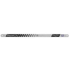 Starrett 40016 GF1224 Hand Hacksaw Blades Grey-Flex Carbon Steel 10 Band...