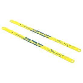 Starrett 40339 KBS1018-10 Hand Hacksaw Blades Safe-Flex Bi-Metal Ground Tooth 10...