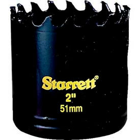 """Starrett 65643 CT500 Carbide Tipped Hole Saw 5"""" (127mm) from Holesaws"""