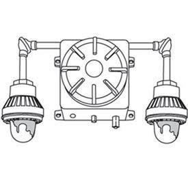 Emergi-Lite 019885_E Replacement Circuit Board for EXC1-2IA