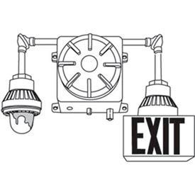 Emergi-Lite 5700071_E Replacement Lamp for 1EXC7-1HG-TS1R