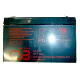 Emergi-Lite 8600018_E Replacement Battery for 12JCM36-2