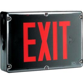 Emergi-Lite BBSVX2R-4X NEMA 4X Exit Sign - Ac Only Double Face