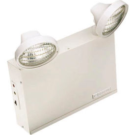 Emergi-Lite LSM54-2 Large Steel Emergency Light - 6V 54W
