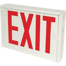 Emergi-Lite W8NY-N-R NYC Exit Sign - Self Powered