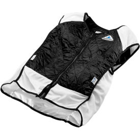 Techniche 4531 Elite Hybrid Sports Dual Cooling In One Vest, S, Black