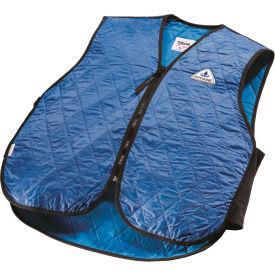 Techniche 6529 Hyperkewl™ Evaporative Cooling Sport Vests, Med, Blue