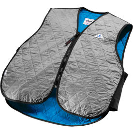 Techniche 6529 Hyperkewl™ Evaporative Cooling Sport Vests, 3XL, Silver