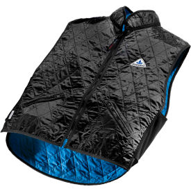 Techniche 6530 Hyperkewl™ Evaporative Cooling Deluxe Sport Vests, Large, Black